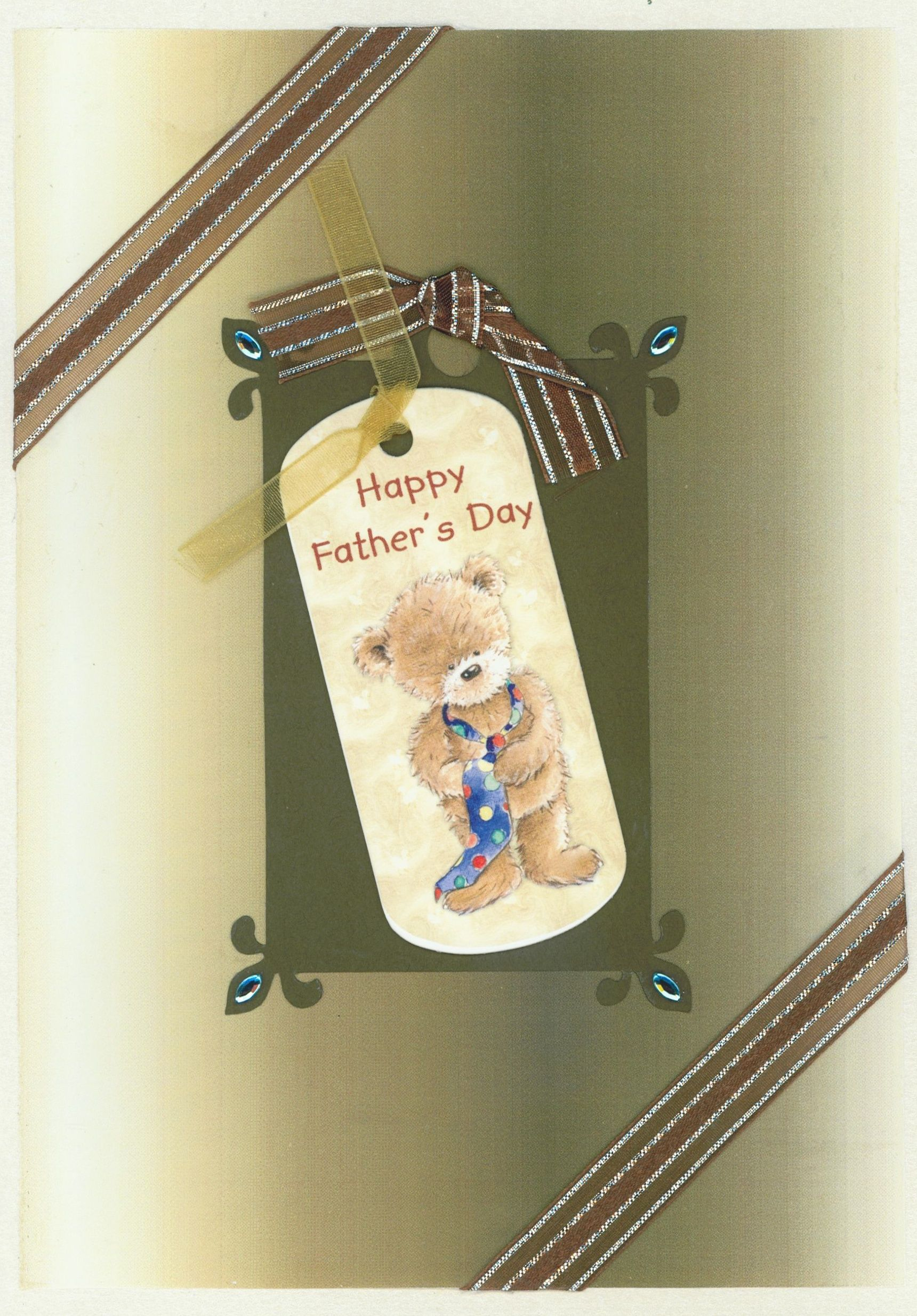 Father's Day card 2011