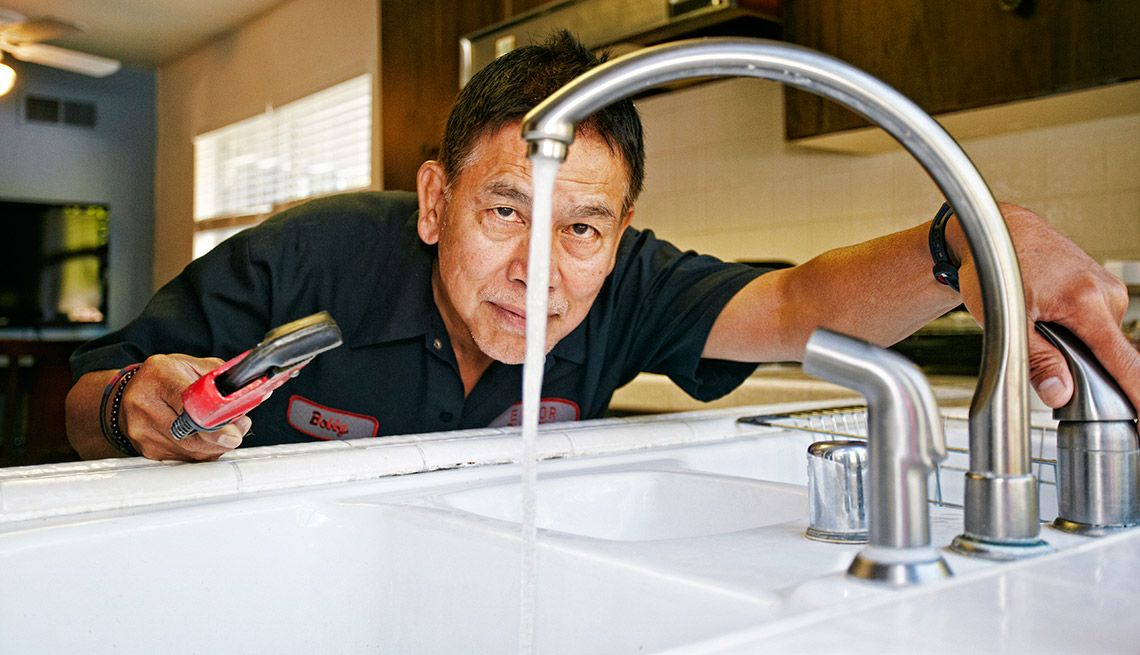 Scam Alert: Home repair scams plumbers
