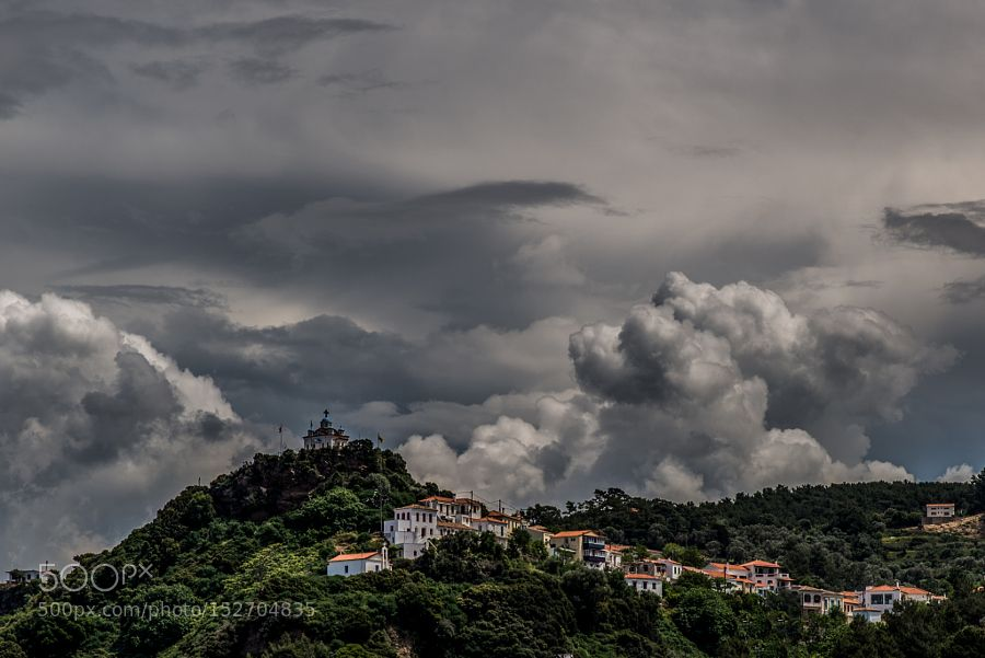 Popular on 500px : clouds by giannisbony