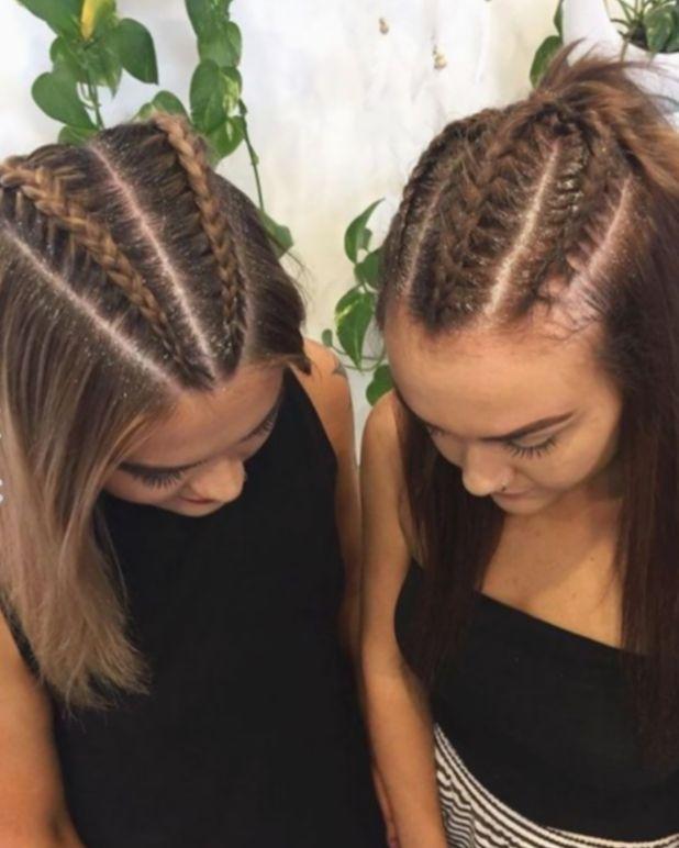 Hairstyles Wedding Videos Shoulder Length Longhair Behindthechair Olaplex Braided Hairstyles Hairstyle Long Hair Styles