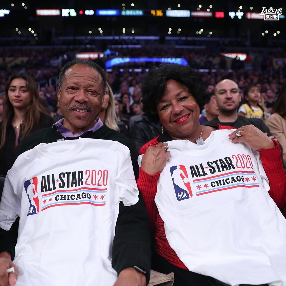 Los Angeles Lakers Tryna Make This 2020 All Star Game A Show Vote In 2020 Los Angeles Lakers All Star Lakers