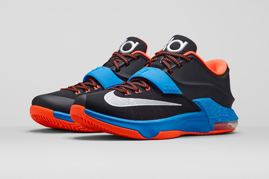 36f4994e47a1 ... as the inspiration for the latest colorway of the NBA star s KD7  sneaker