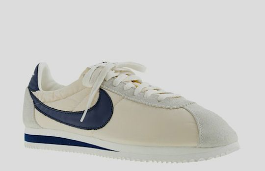 Nike for J Crew Vintage Collection Cortez sneakers Nike