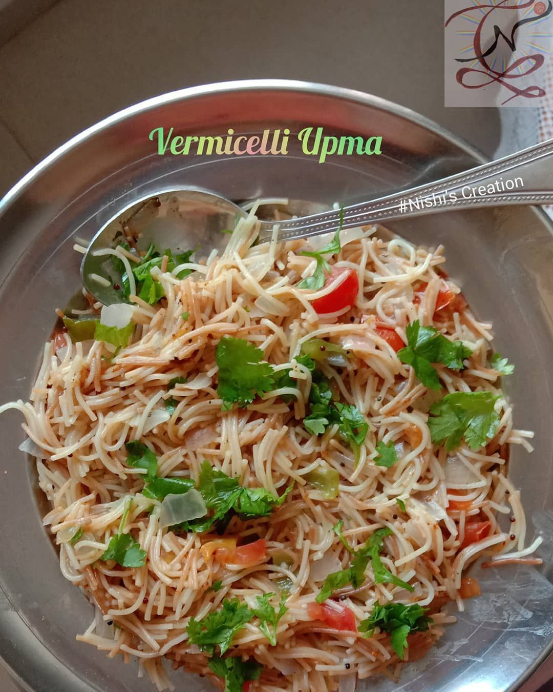 Morning everyone...For a healthy start of the day,with lots of veggies here comes a tasty treat... Vermicelli Upma 😋 . Hope you like the dish, DM for recipe . For more updates.... Follow 👇 @s_t_a_y_creative_24x7  @s_t_a_y_creative_24x7 . . #breakfast #breakfastideas #upma #vermicelli #healthyfood #healthylifestyle #healthyrecipes #creative #createveryday #morningvibes #morningbreakfast #startthedayright #mealprep #food #foodporn #foodphotography #foodstagram #foodie #foodblogger #foodiesofinst