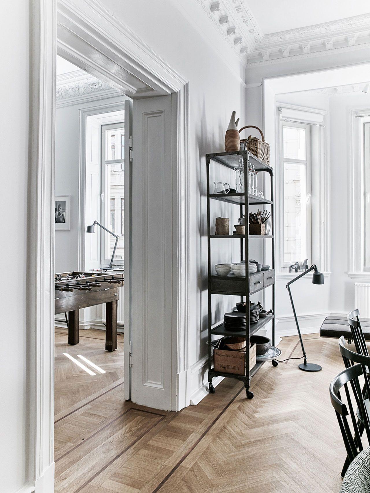 Interiors · scandinavian simplicity in gothenburg