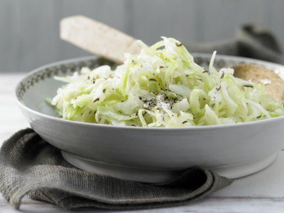 Rezept: Weißkrautsalat – smarter