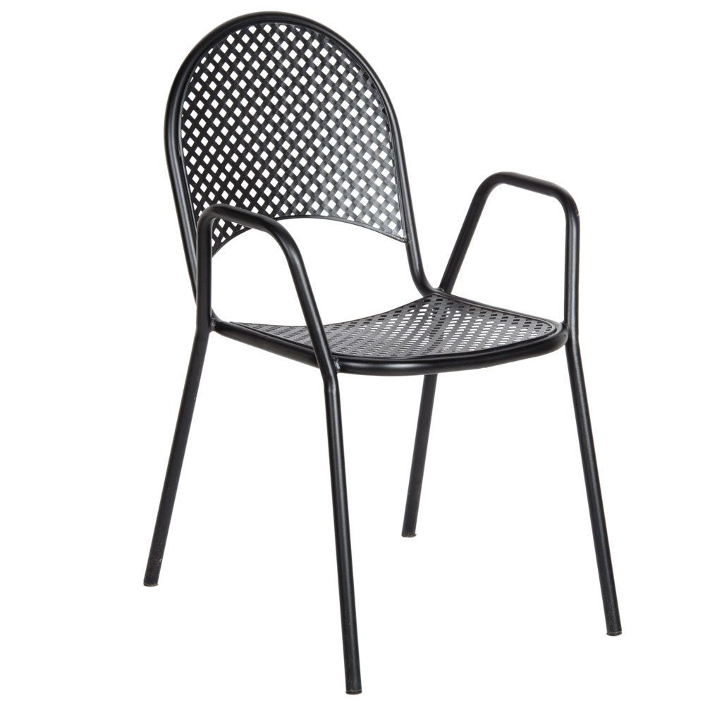 chairs black of dining best vintage retro metal l garden and outdoor lawn furniture patio table