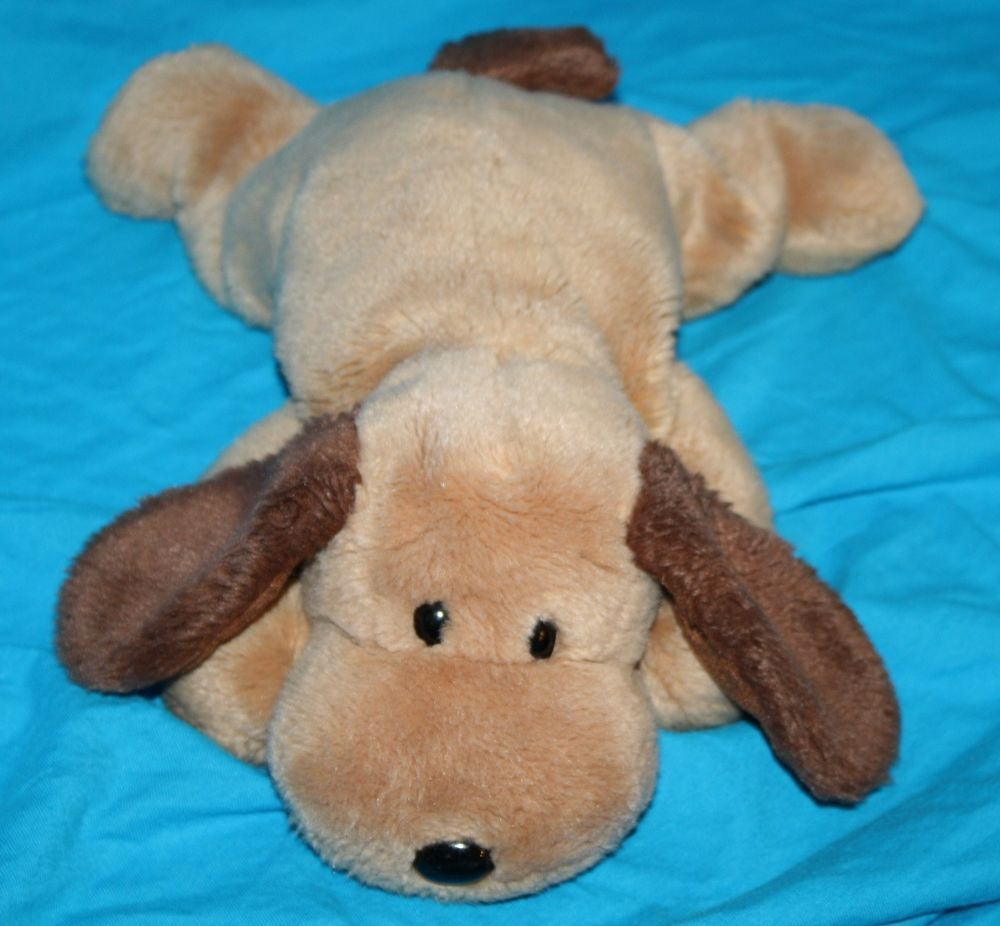 262acd8a110 Ty Beanie Buddy Bones Puppy Dog Brown Plush 2000 Buddies Stuffed Animal Toy  14