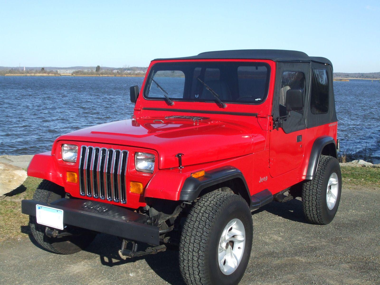 1993 Jeep Wrangler Pictures Jeep Wrangler Jeep Jeep Yj