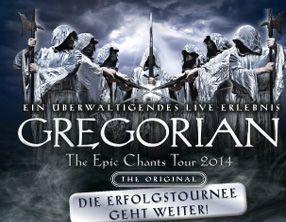 Gregorian Tour 2014 Live In Deutschland Konzerte In Osnabruck Osnabruckhalle Karlsruhe Stadthalle Hamburg Cch Berlin Konzerte Messehallen Karlsruhe