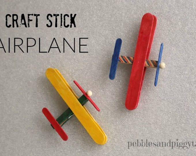 Craft Kit for Kids (Dragonfly Craft set of 2) #superherocrafts