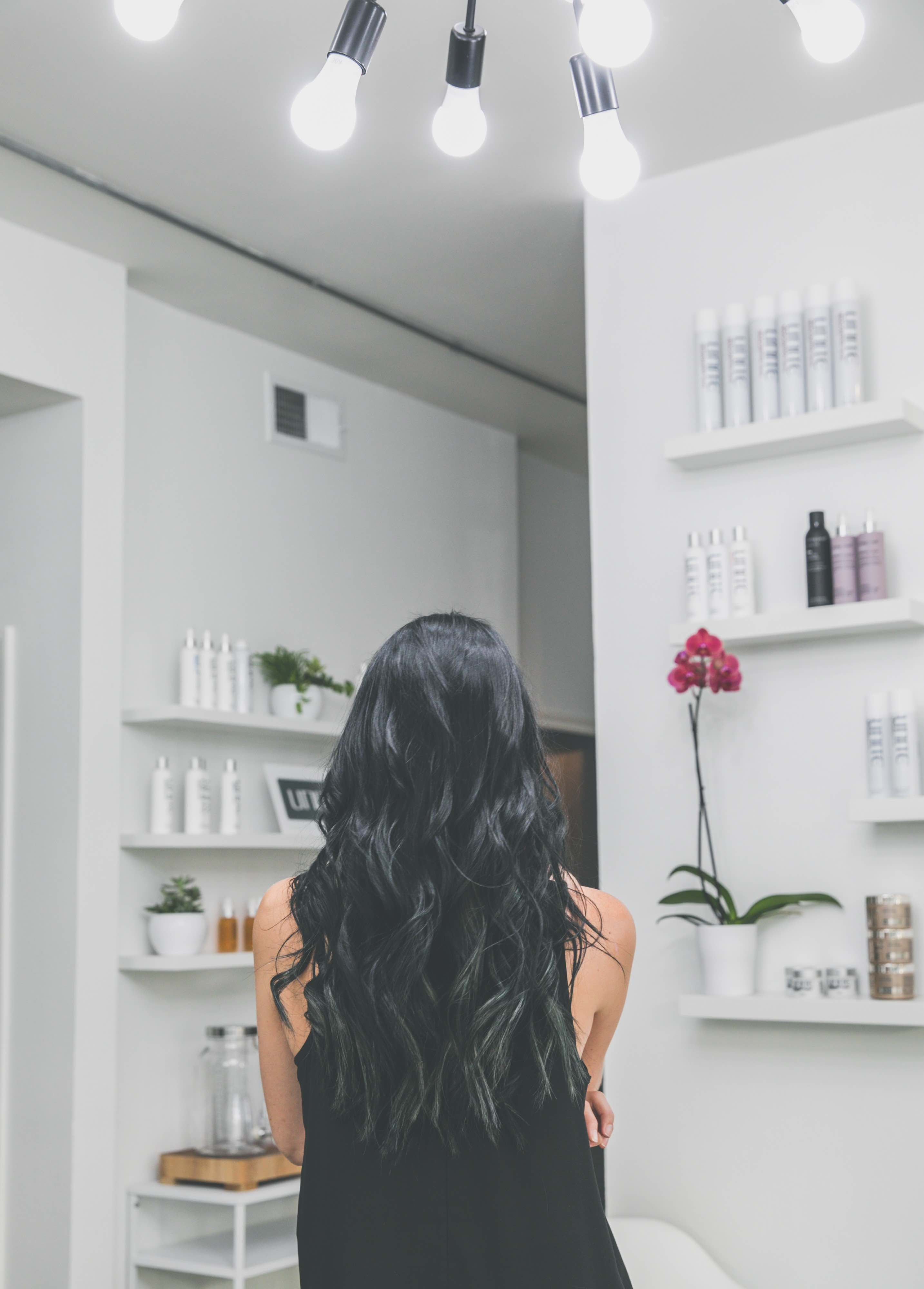 Best Hair Extensions For Fine Hair Review Natural Beaded Rows