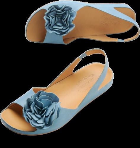 Korkease Womens Sandals Brandy