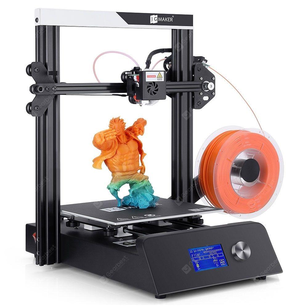 JGAURORA JGMAKER Magic Hohe Präzision 3D Drucker