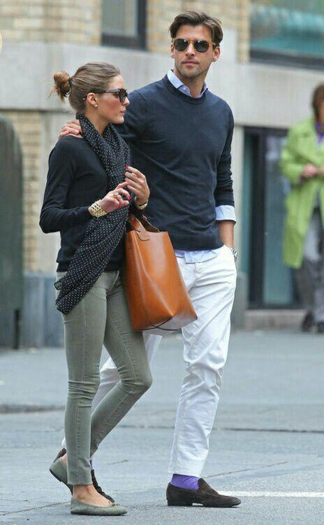 Olivia Palermo, always effortlessly beautiful. Tyla Lala ❤️ her style / wardrobe / fashion sense & gorgeous husband