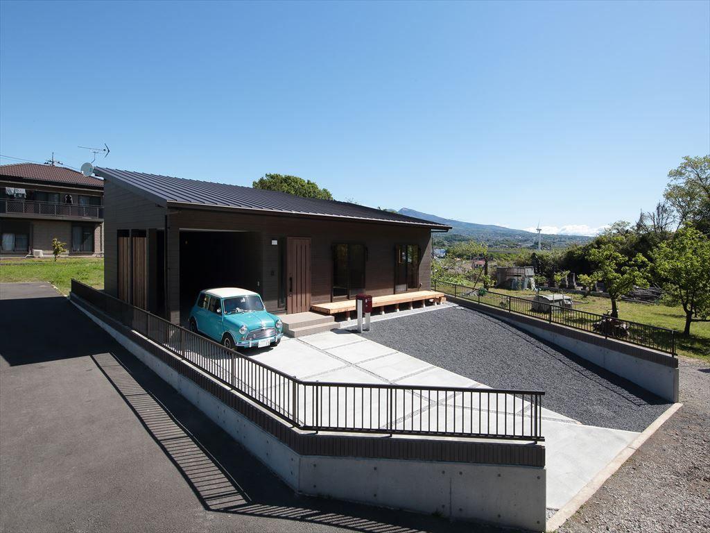 かしこい夫婦が住む平屋 石原工房 工房 ハウスデザイン 住宅