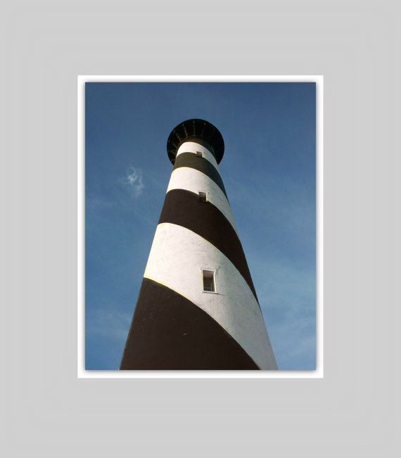 Lighthouse Photo Card Nautical Photography Bodie by MaddenandMitzi