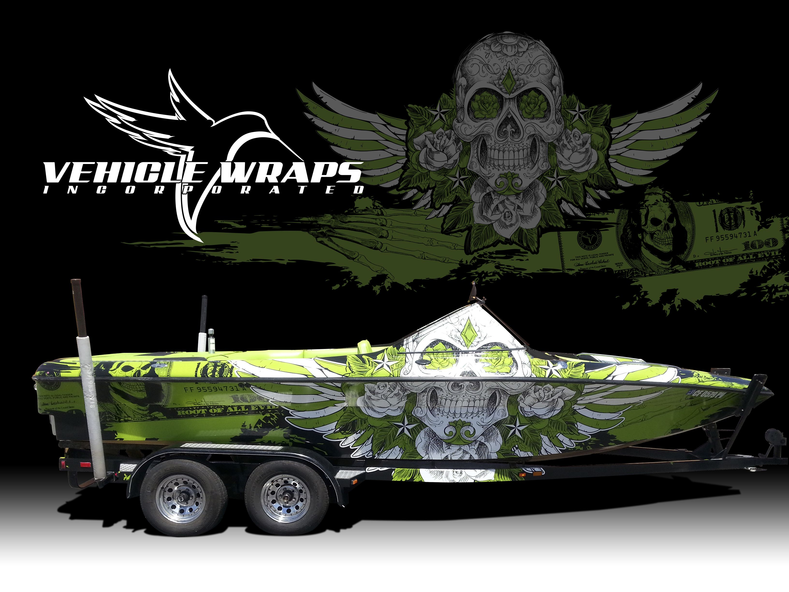 Vehicle Wraps Inc Sacramento California Vehicle Wrap Company Car Wrap Car Wrap Design Boat Wraps