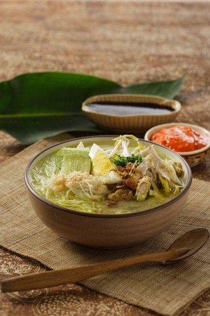 Soto Lamongan Sajian Sedap Masakan Resep Masakan Masakan Indonesia