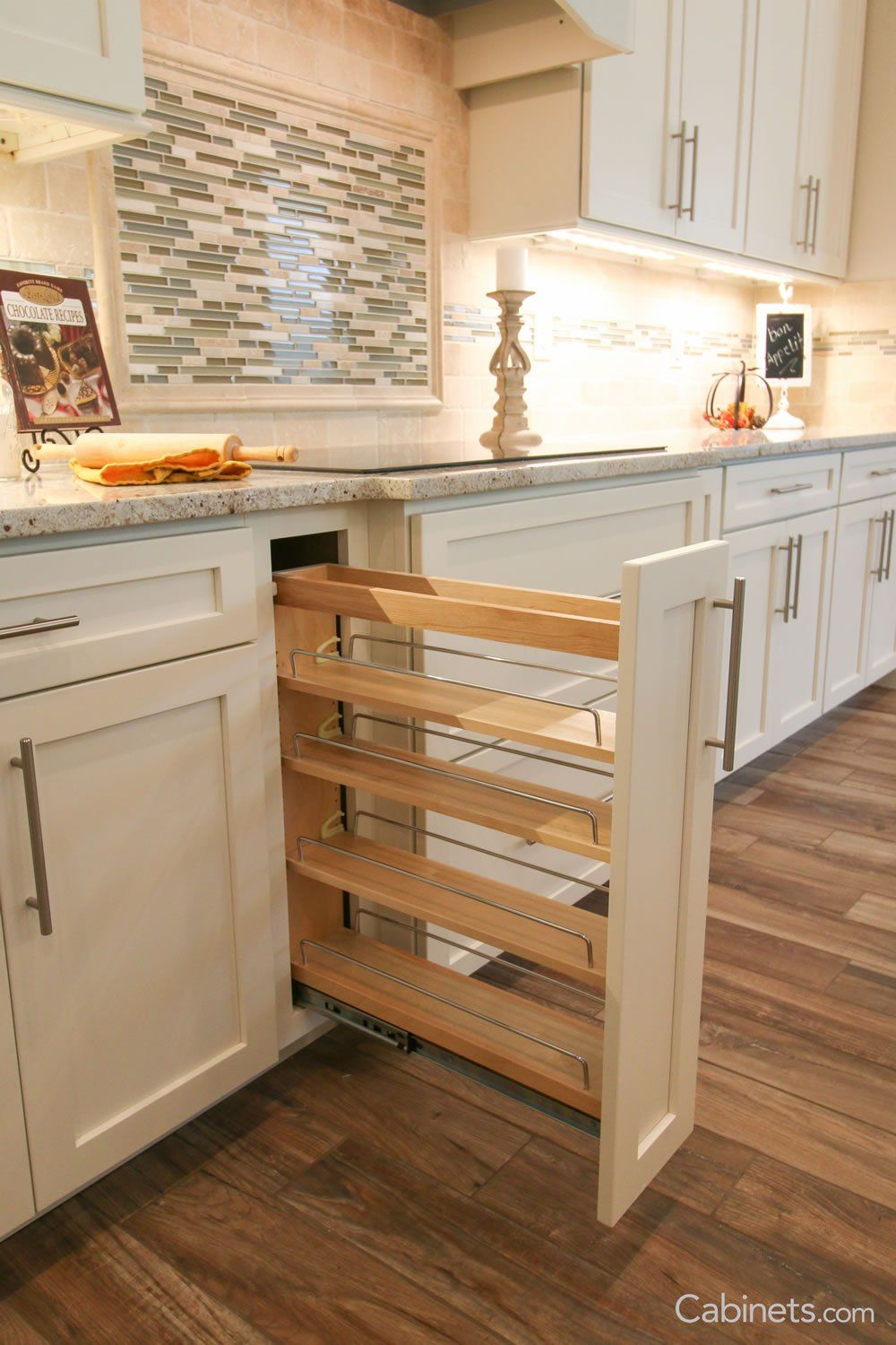 Pin by LDVeezy on Kitchen | Refinishing cabinets, Kitchen ...