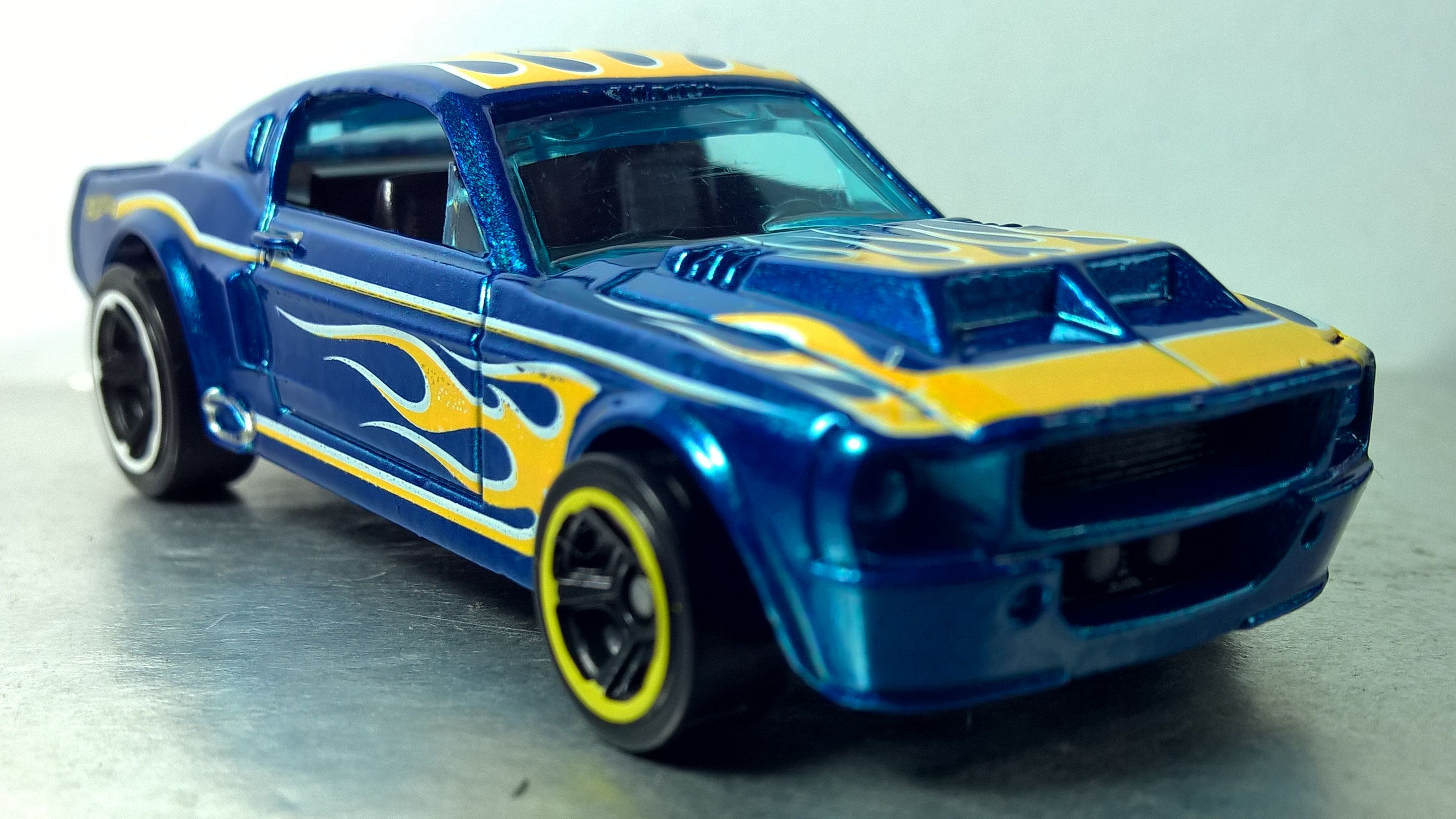Hot Wheels 67 Shelby Gt 500 Hw Flames 10 10 2019 Hot Wheels