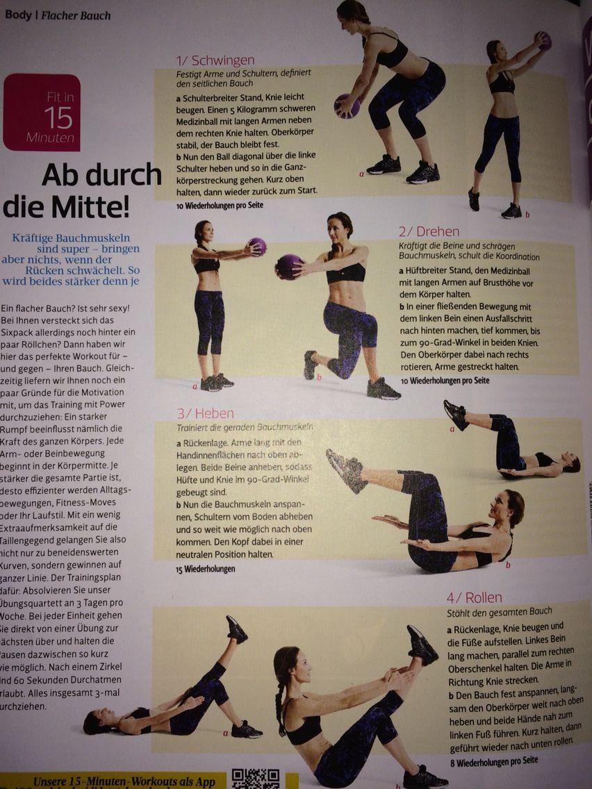 Workout/Bauch