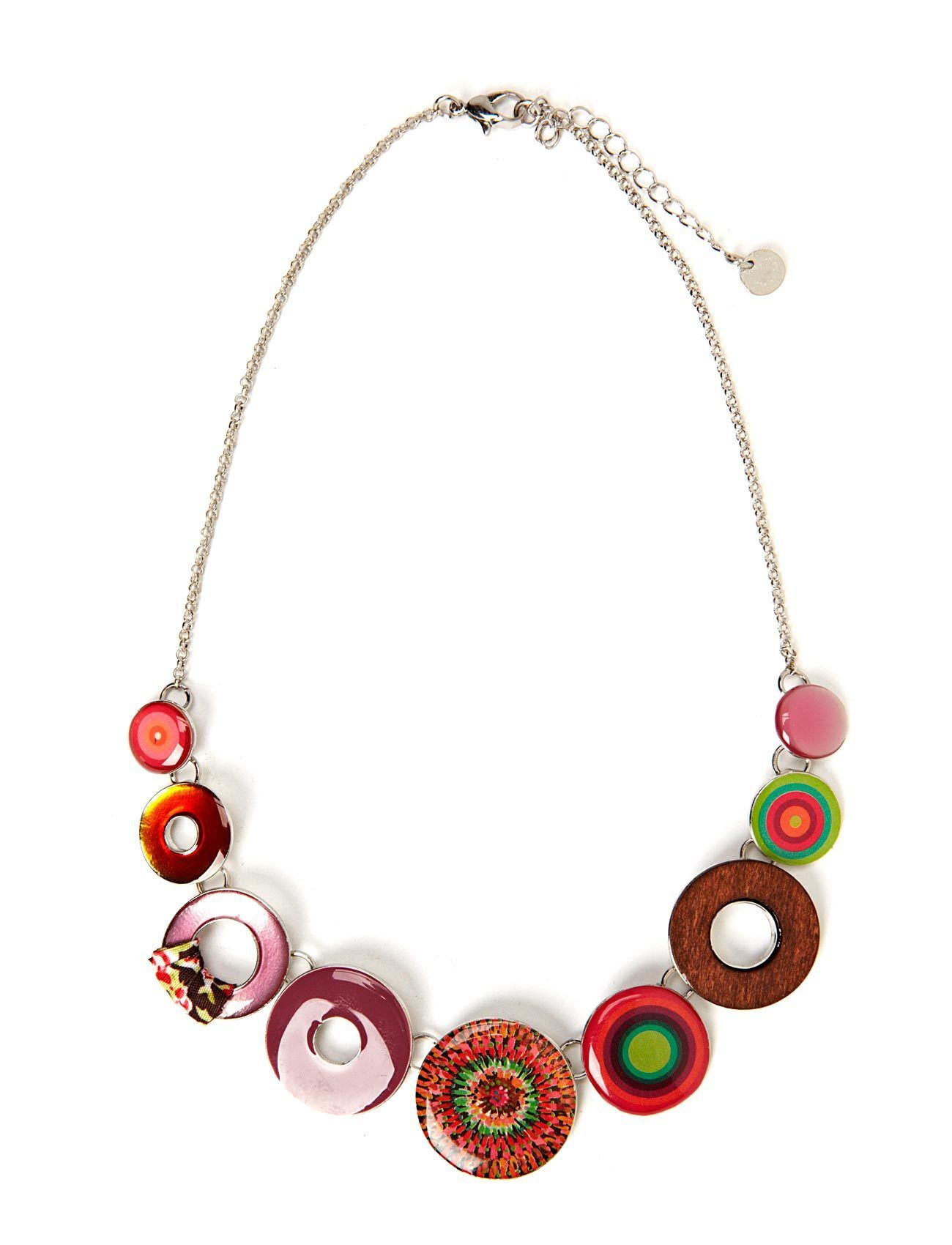 Desigual Accessories - COLLAR_FRESH CIRCULOS