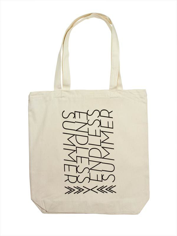 """Endless Summer"" Ultimate beach bag"