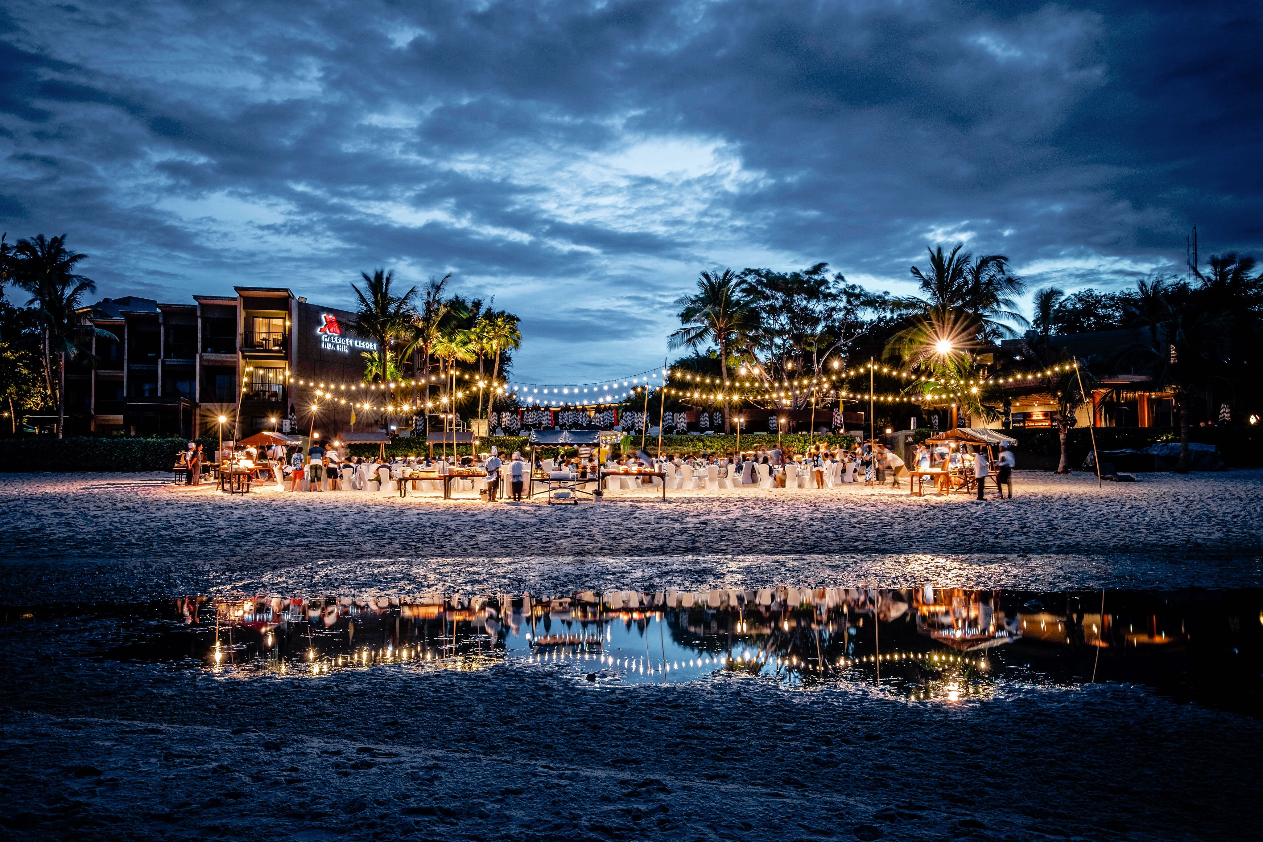 Human Person Marriott Huahin Resort Building Spa In 2020