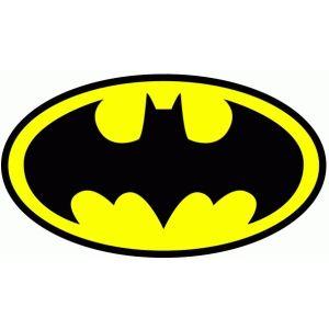 Silhouette Design Store: batman logo