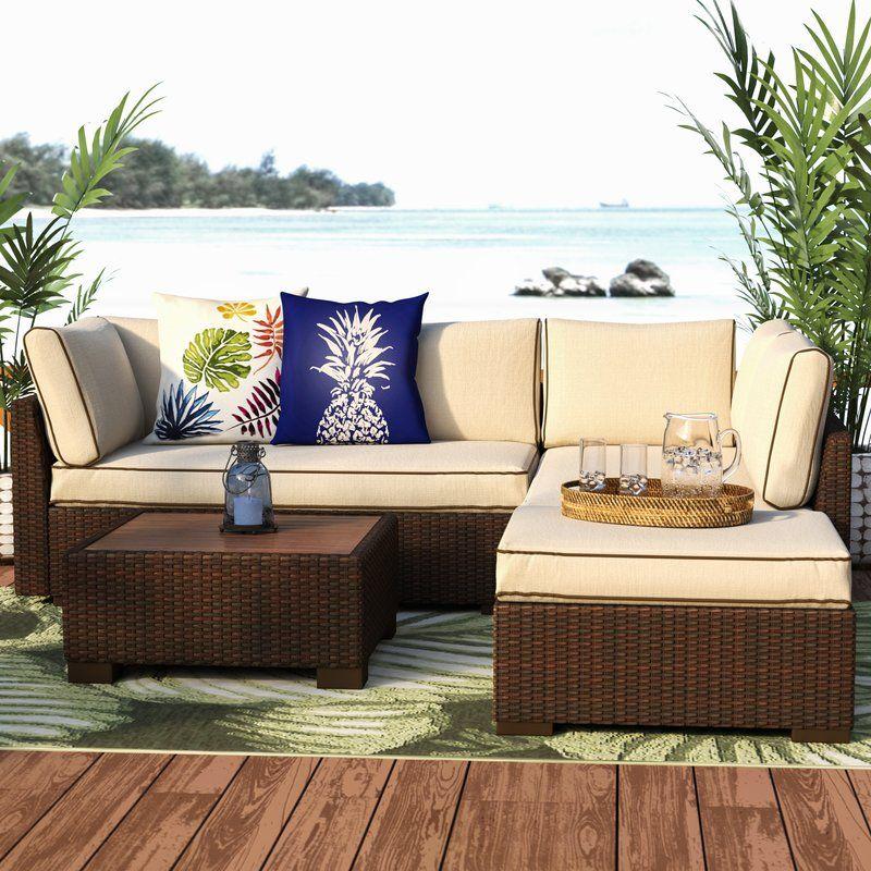 Best discount quality Grande 4 Piece Sofa Set with ...