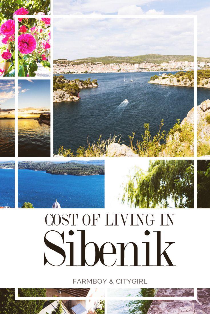 Cost Of Living In Sibenik Croatia Farmboy Citygirl Sibenik Croatia Croatia Travel
