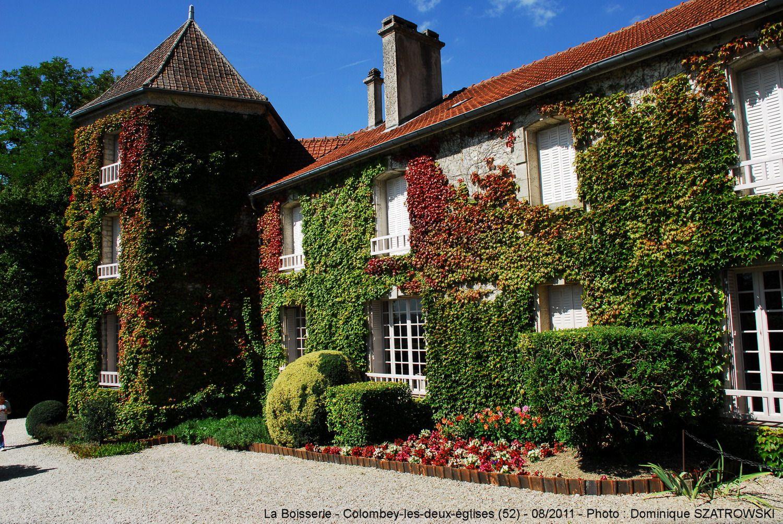 Colombey La Boisserie Et Memorial De Charles De Gaulle Eglise