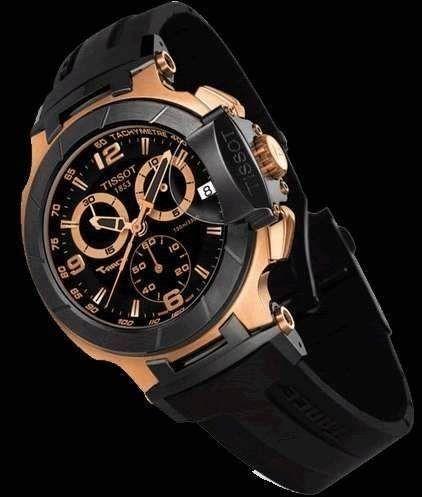 cd5e3a04f12 relógio tissot t-race original frete gratis garantia 2 ano