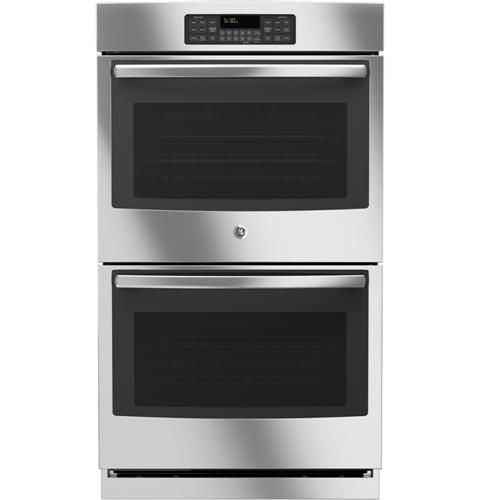 Ge 30 Built In Double Wall Oven Jt3500sfss 28 1 2 W X 51 13 16