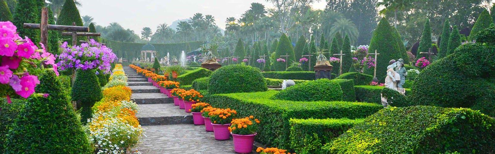 Imagenes+del+Jardín+Tropical+en+Tailandia+Suan+Nong+Nooch