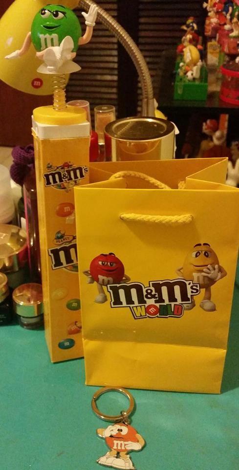 M&M's fan - Las ultimos regalitos de cumpleaños!