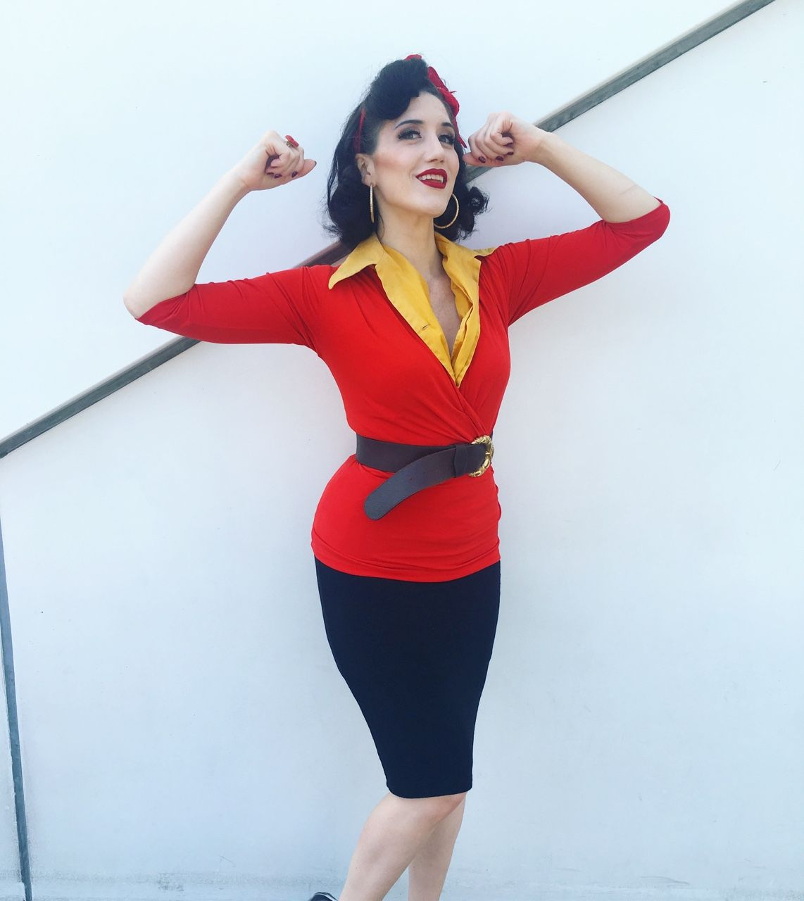 Haven Gaston gaston (beauty and the beast)   dapper day outfits, diy