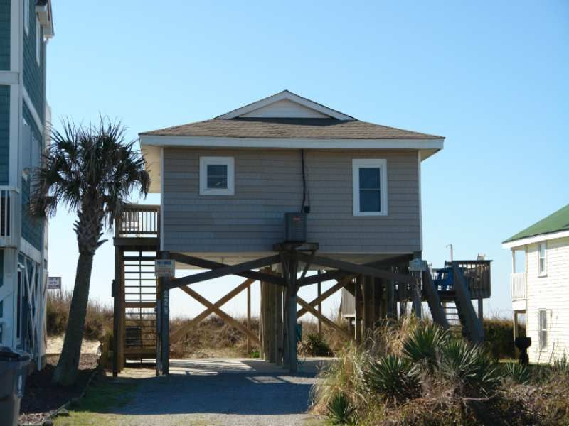 Holden Beach NC Ocean Palms 771 a OBW The Turtle House a 3