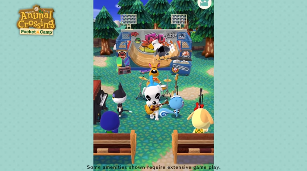 Download Animal Crossing Pocket Camp for your PC. (0.0