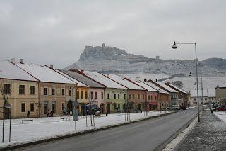 Eslovaquia I: Spišské Podhradie