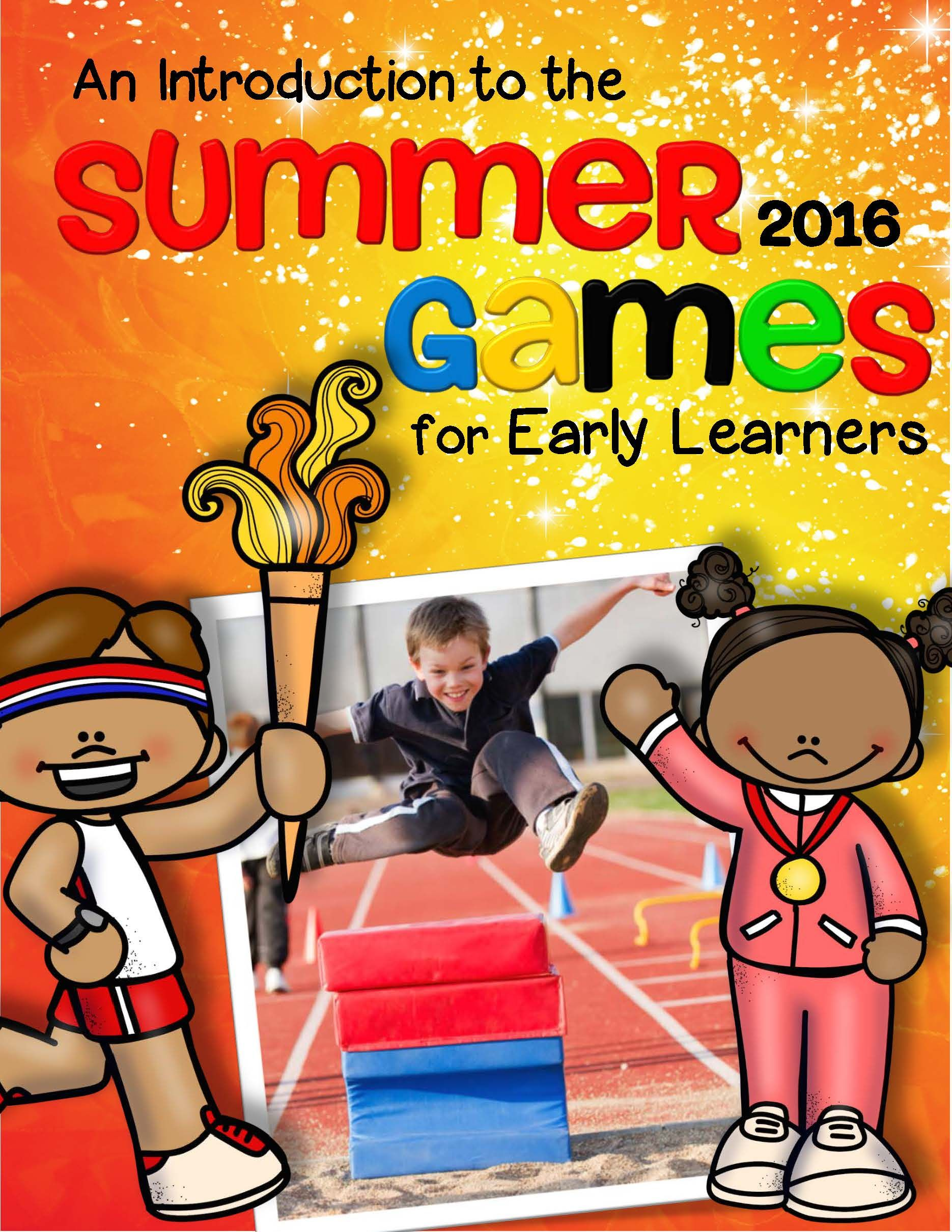 Summer Olympic Games Activity Pack