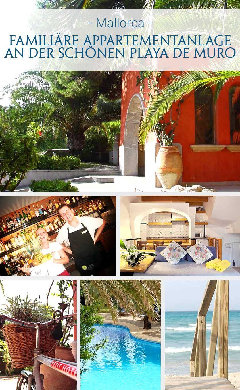 Urlaub Mit Kindern Soll Moglichst Praktisch Und Unkompliziert Und Vor Allem Nah Am Strand Sein Das Hubs Ferienwohnung Mallorca Hotel Am Meer Mallorca Urlaub