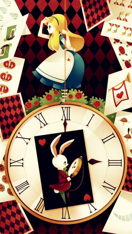 Wall Clocks Alice in Wonderland Madness Returns Wall Clock Home ...