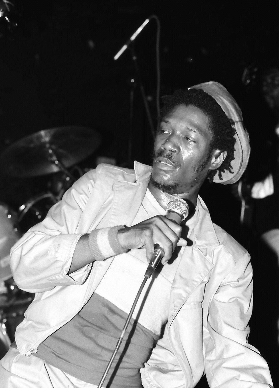 Horace Andy, Jamaican Reggae Singer-Songwriter 1951