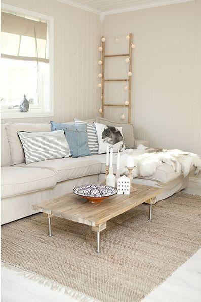 Decora tu hogar en tonos neutros y acertar s ideas para for Home disena y decora tu hogar