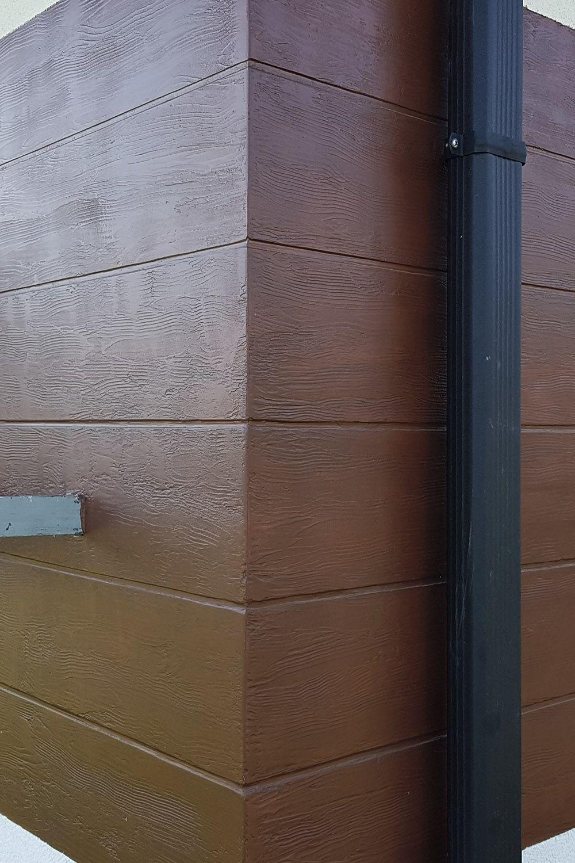 Imitacja Deski Na Fasadzie Activities Structures