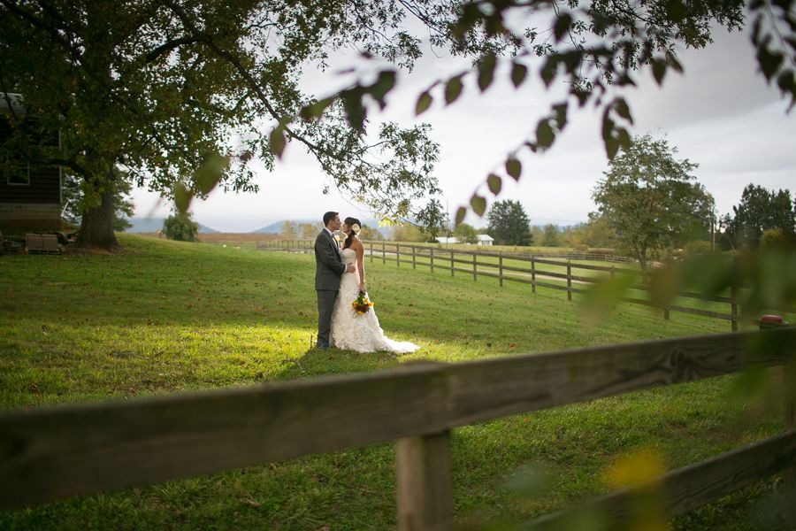 The Farm Is A Gorgeous Venue To Tie Knot Via Asheville Wedding Crashers