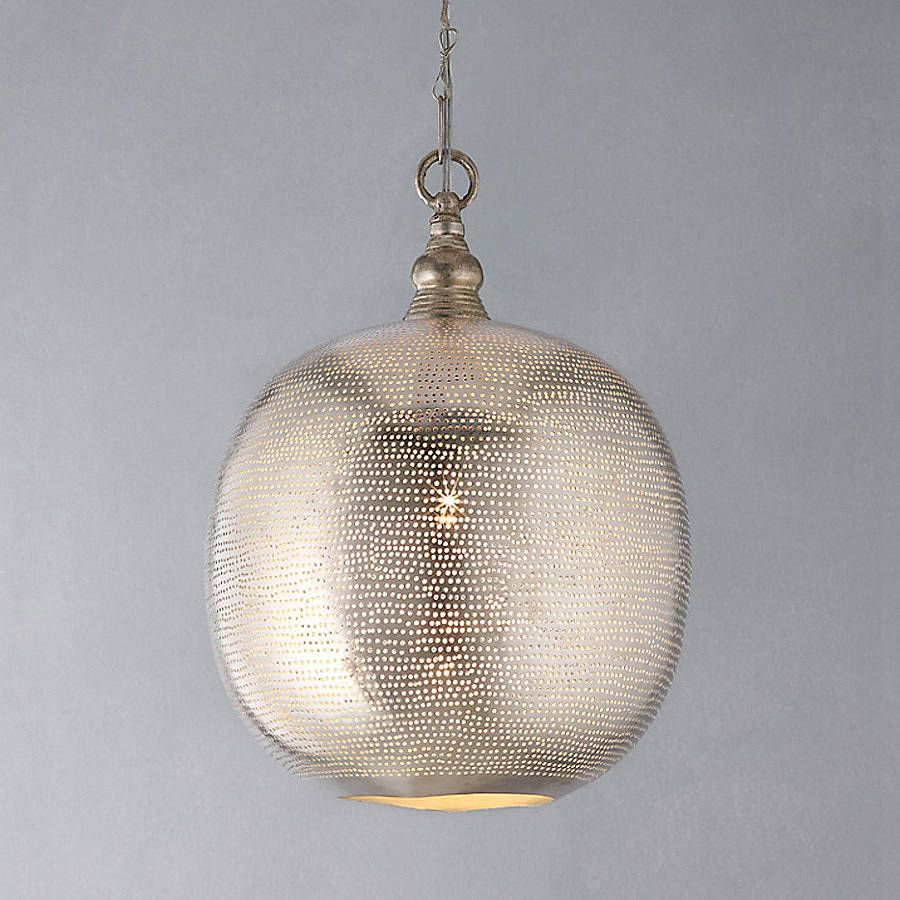 Bathroom Light Fixtures John Lewis filisky ball pendant light | pendant lighting, pendants and lights