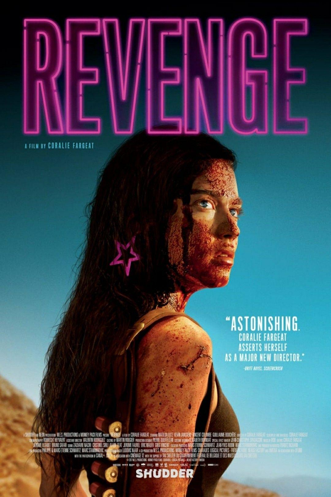 Revenge コラリー・ファルジャ en 2020 Films complets, Corail, Film